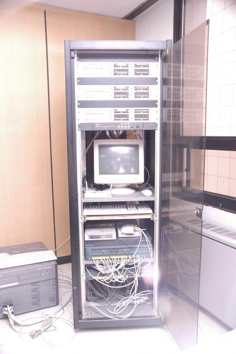 서버 캐비넷