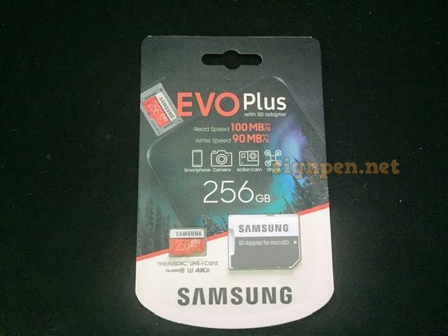 닌텐도 스위치 마이크로SD 카드 비교 구입기(삼성 EVO Plus 256GB)_ 5