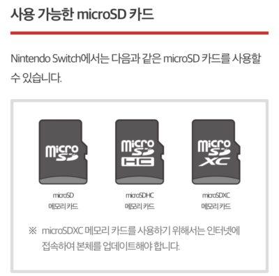 닌텐도 스위치 마이크로SD 카드 비교 구입기(삼성 EVO Plus 256GB)_ 1