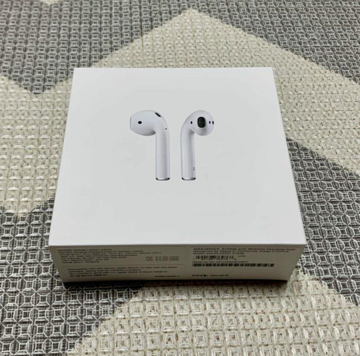 애플 에어팟 2세대 무선충전 모델 결국 샀습니다._ 1