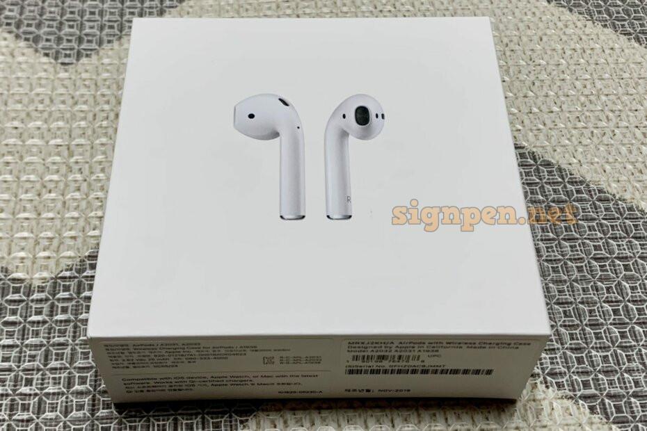 애플 에어팟 2세대 무선충전 모델 결국 샀습니다._ 3
